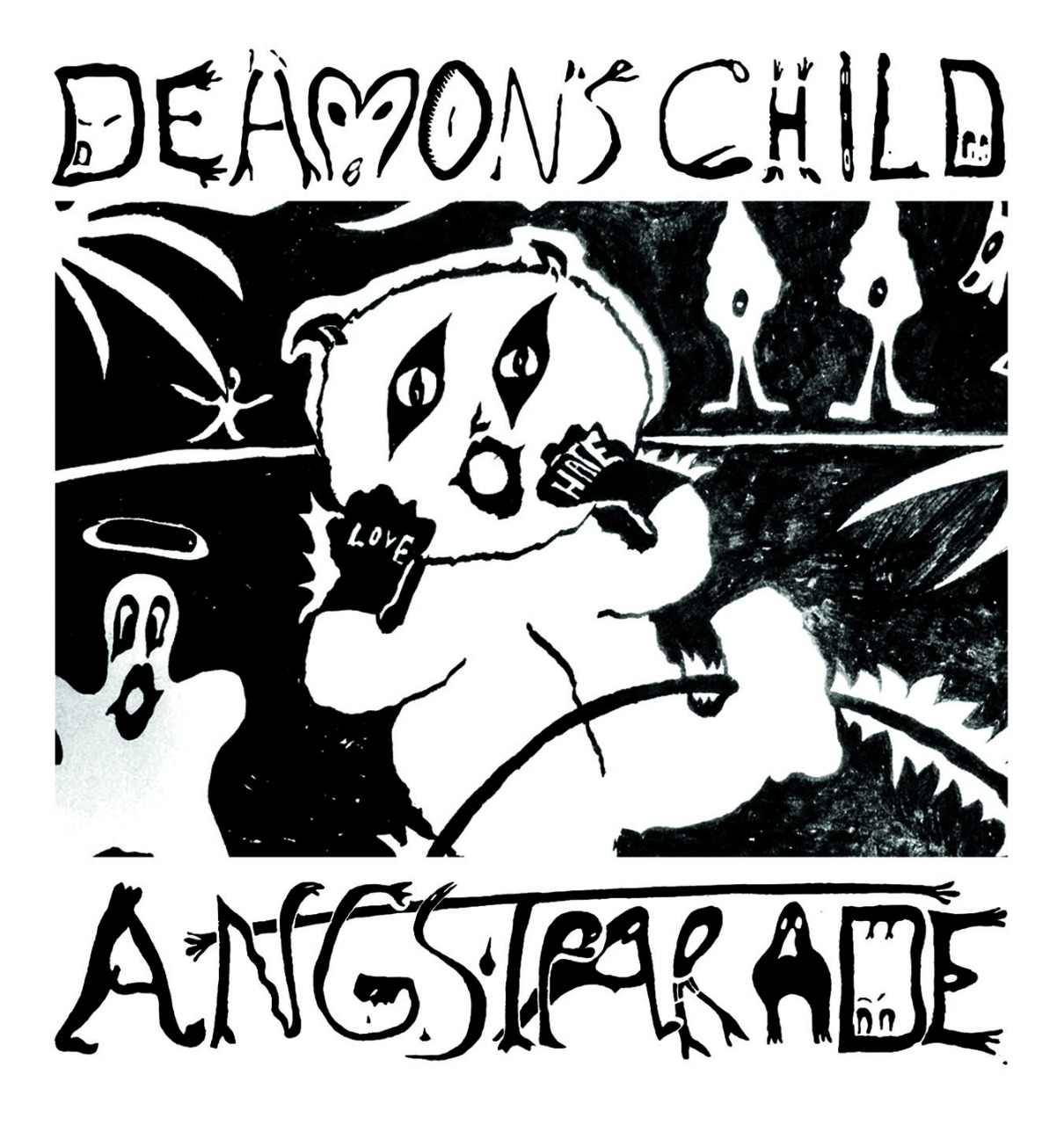 Deamon's Child - Angstparade